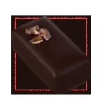Praline chocolat café