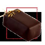 Praline chocolat ginger