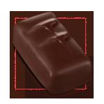 Praline chocolat massepain