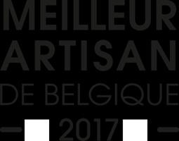 Meilleur artisan de Belgique 2017